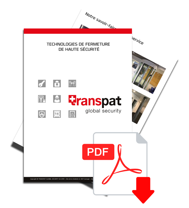Brochure produits et services Transpat Global Security 2019